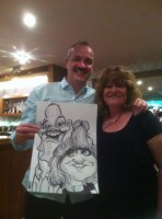 Caricature Artists Manchester Alsager
